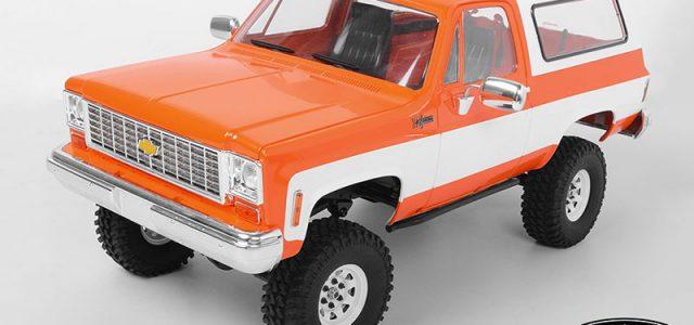 RC4WD Chevrolet Blazer Colored Hard Body Sets