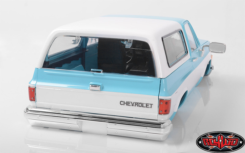 RC4WD Chevrolet Blazer Colored Hard Body Sets (2)
