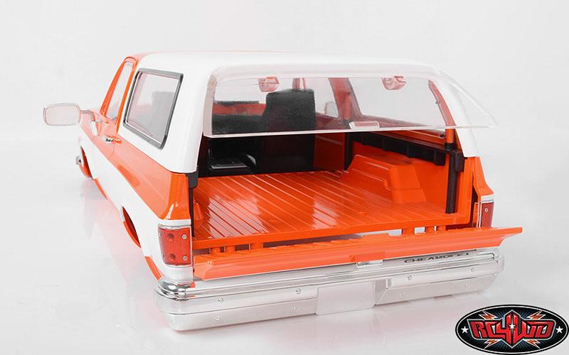 RC4WD Chevrolet Blazer Colored Hard Body Sets (8)