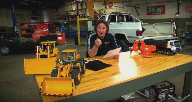 RC4WD Featured On Stacey David's GearZNation
