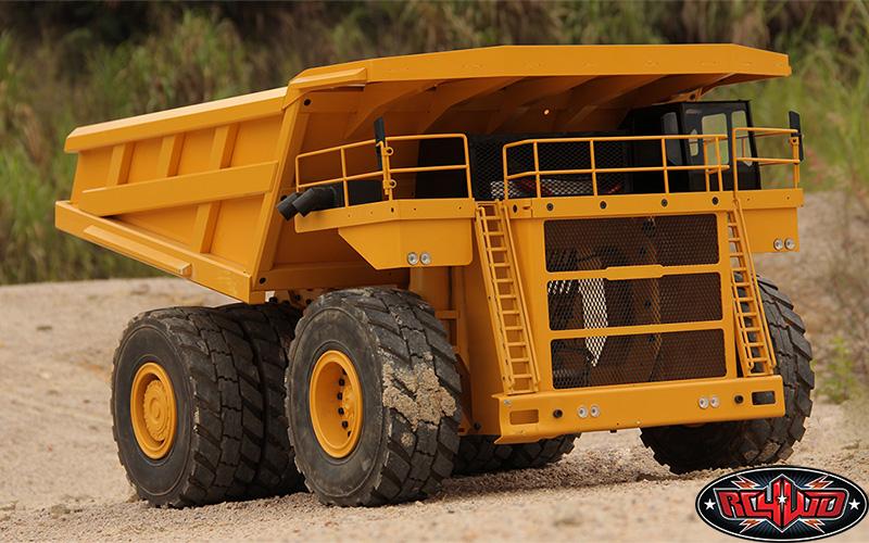 RC4WD RTR 1_14 Earth Hauler 797F Mining Truck (1)