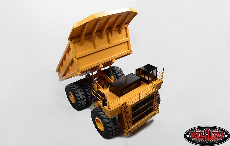RC4WD RTR 1_14 Earth Hauler 797F Mining Truck (4)