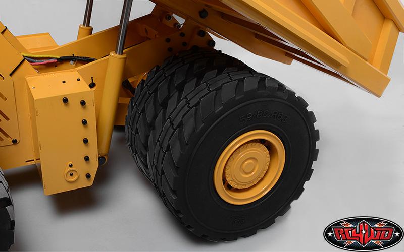 RC4WD RTR 1_14 Earth Hauler 797F Mining Truck (5)