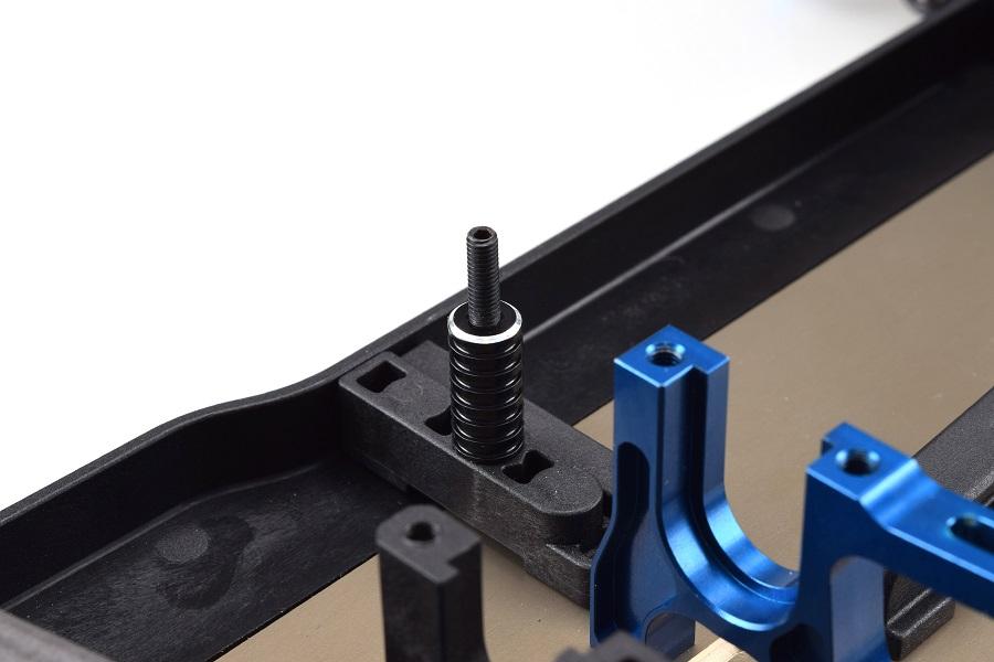 RDRP B64 Aluminium Battery Posts & Thumb Nut (3)