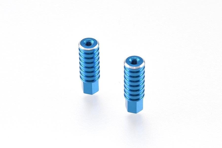 RDRP B64 Aluminium Battery Posts & Thumb Nut (5)