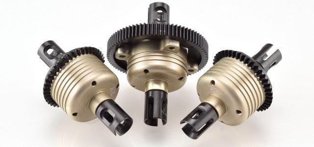 RDRP B64 Aluminium Differential Cases
