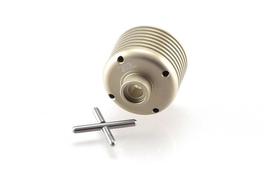 RDRP B64 Aluminium Differential Cases (4)