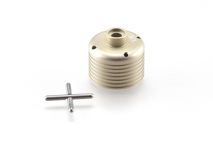 RDRP B64 Aluminium Differential Cases (5)