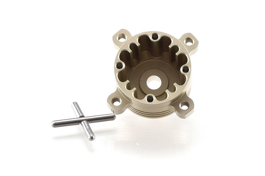 RDRP B64 Aluminium Differential Cases (9)