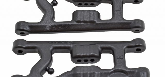 RPM Flat A-Arms For The Team Associated B6 & B6D