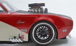 RPM Zoomies Mock Exhaust Headers