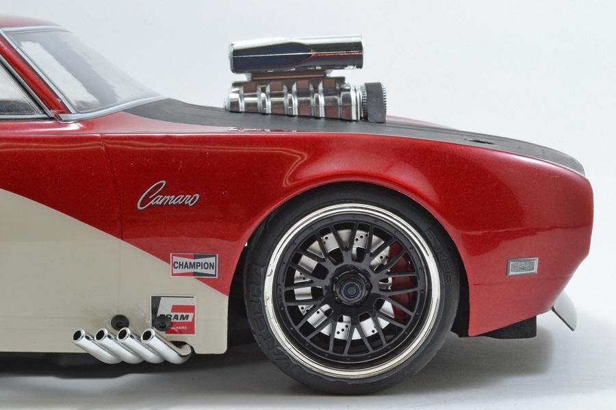RPM Zoomies Mock Exhaust Headers (1)