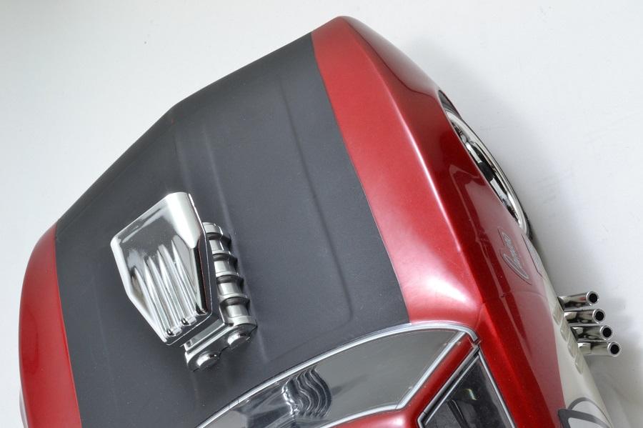 RPM Zoomies Mock Exhaust Headers (2)