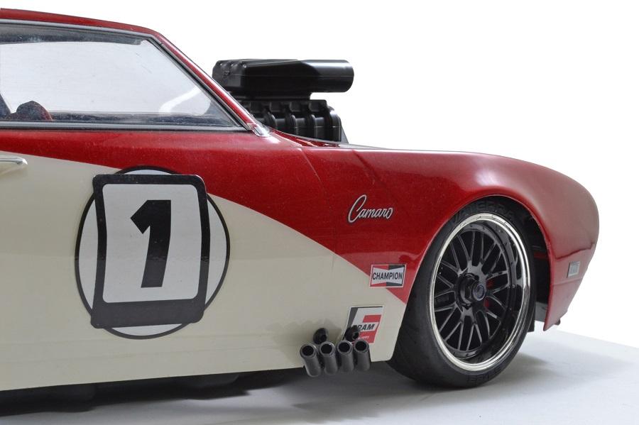 RPM Zoomies Mock Exhaust Headers (5)