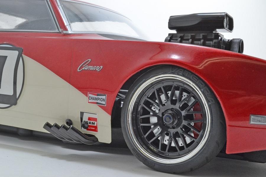RPM Zoomies Mock Exhaust Headers (6)