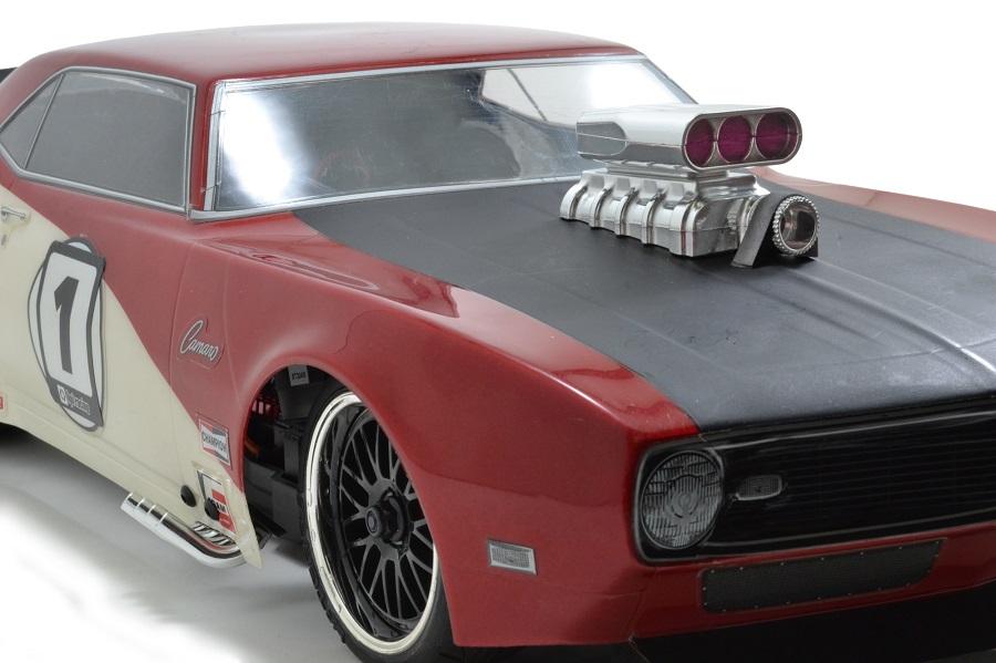RPM Zoomies Mock Exhaust Headers (9)