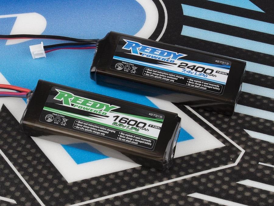 Reedy Pro LiPo_LiFe RX_TX Batteries (1)