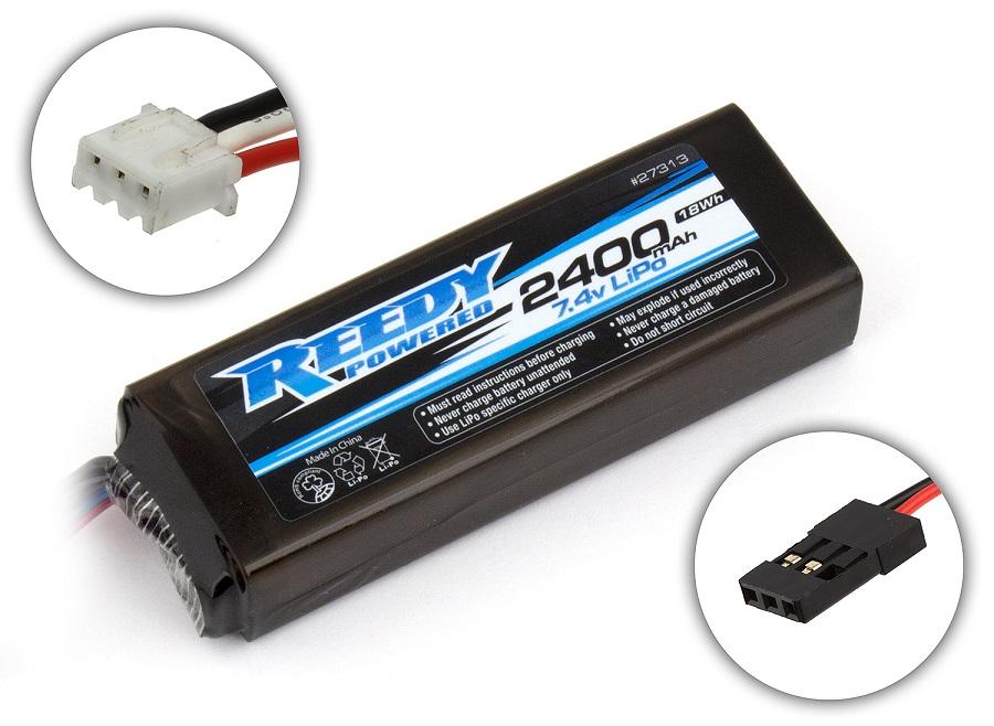 Reedy Pro LiPo_LiFe RX_TX Batteries (2)