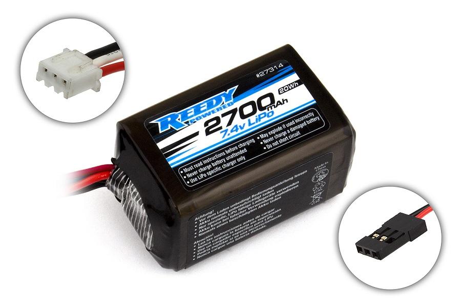 Reedy Pro LiPo_LiFe RX_TX Batteries (4)