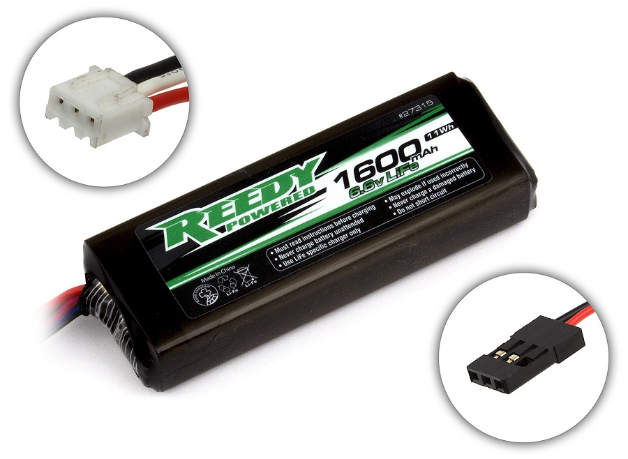Reedy Pro LiPo_LiFe RX_TX Batteries (5)