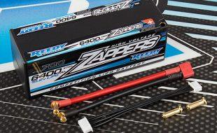 Reedy Zappers 6400mAh 70C 15.2V 4S LiPo Pack
