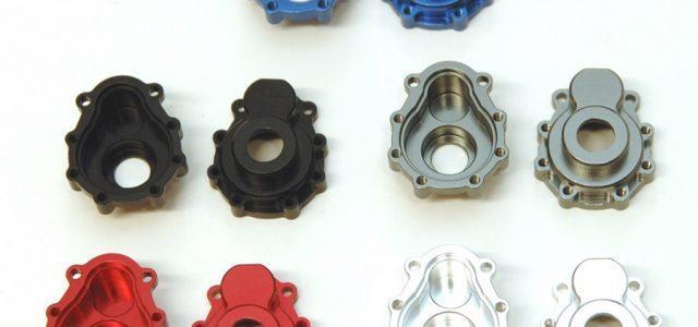 STRC Aluminum Option Parts For The Traxxas TRX-4