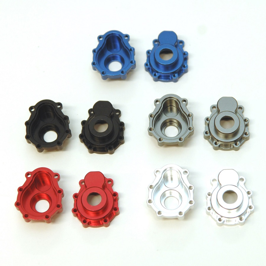 STRC Aluminum Option Parts For The Traxxas TRX-4 (3)