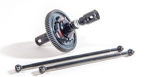 Schelle B64 Nova Slipper Assembly & B64D Nova Conversion