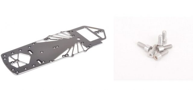 Schumacher Eclipse Alloy Chassis And Screws