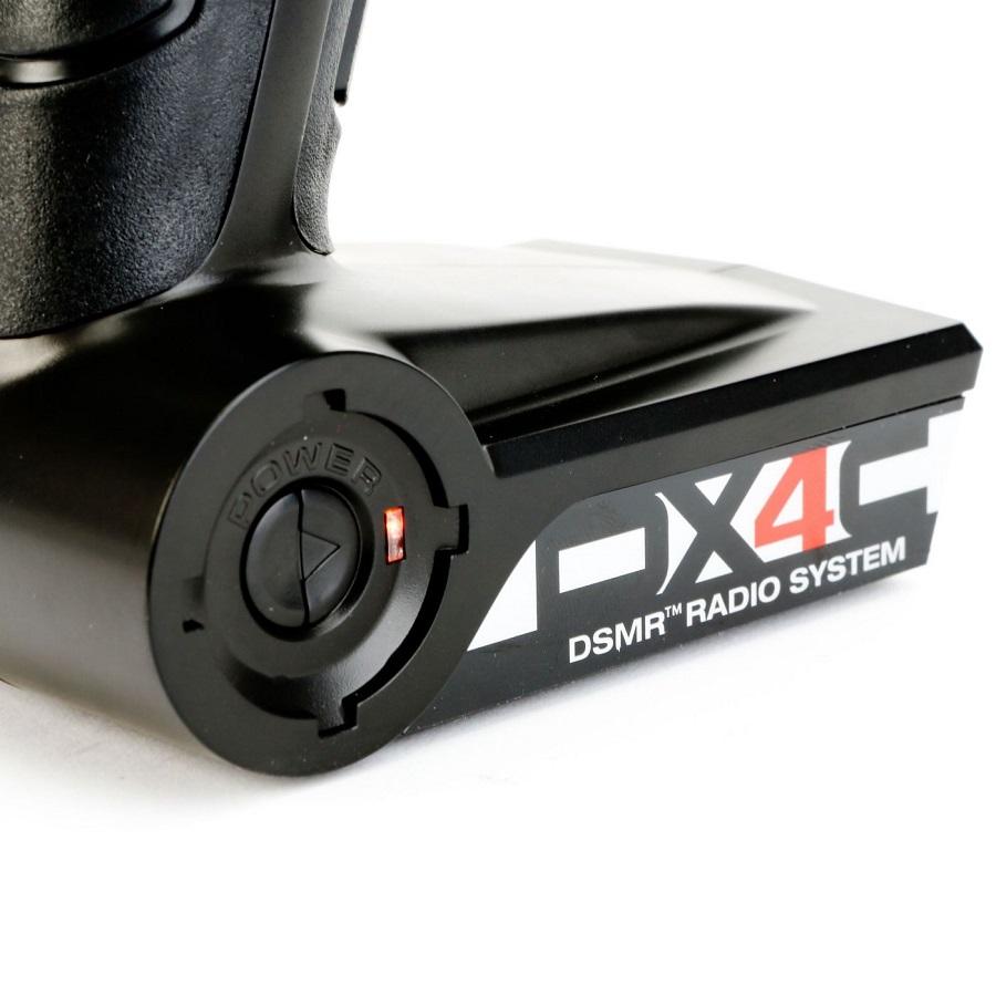 Spektrum DX4C 4-Channel DSMR Radio & SR410 Receiver (5)