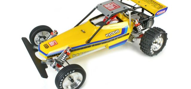 Kyosho Scorpion Online Build
