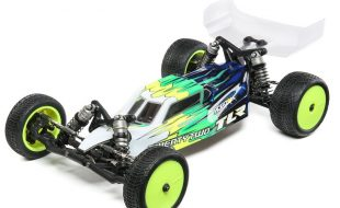 TLR 22 4.0 SPEC-Racer 2wd Buggy Kit