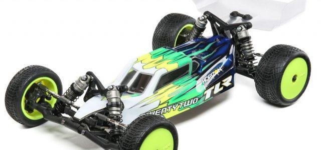 TLR 22 4.0 SPEC-Racer 2wd Buggy Kit