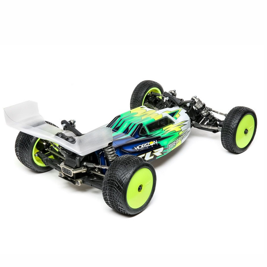 TLR 22 4.0 SPEC-Racer 2wd Buggy Kit (2)