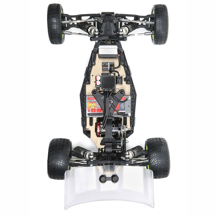 TLR 22 4.0 SPEC-Racer 2wd Buggy Kit (4)