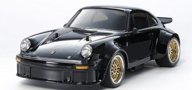 Tamiya Black Edition Porsche Turbo RSR Type 934 (TA02SW)