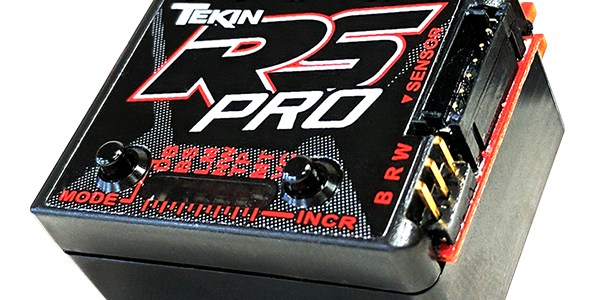 Tekin RS PRO Black Edition ESC