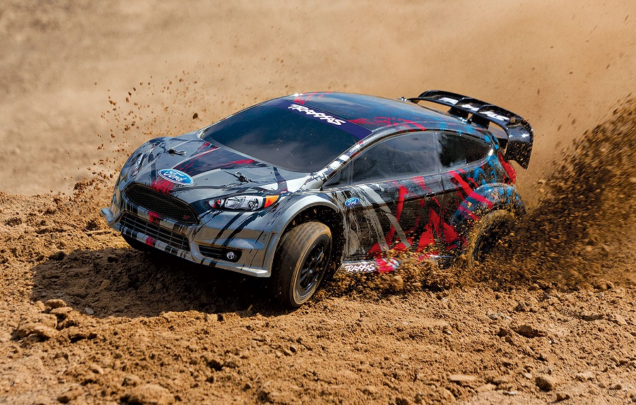 Traxxas RTR 1_10 Ford Fiesta ST Rally (1)
