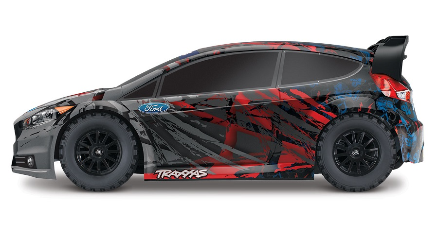 Traxxas RTR 1_10 Ford Fiesta ST Rally (6)