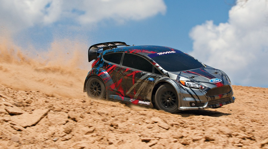 Traxxas RTR 1_10 Ford Fiesta ST Rally (7)