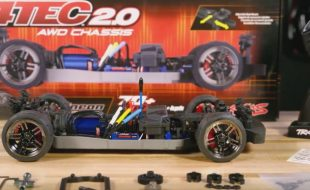 Unboxing The 70+ MPH Traxxas 4-Tec 2.0 [VIDEO]
