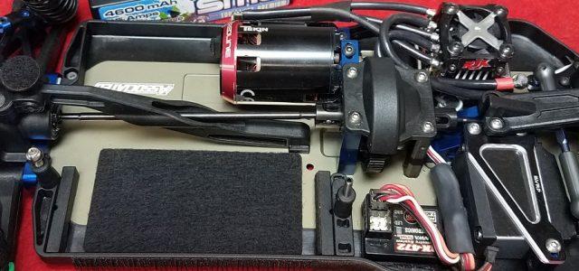 VRP B64/B64D Battery & Body Protector Kit