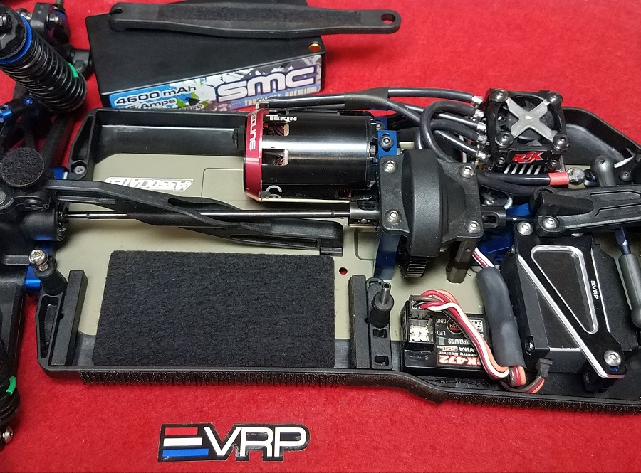 VRP B64_B64D Battery & Body Protector Kit (1)