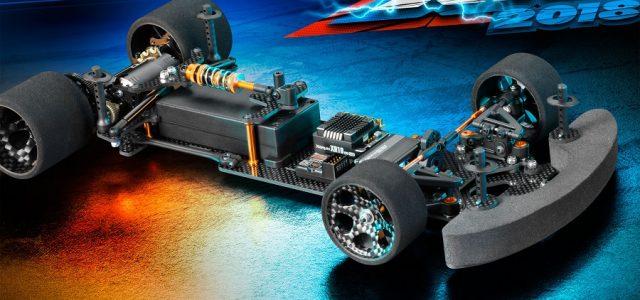 XRAY X10 '18 200mm Pan Car Kit
