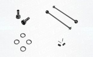 Tekno RC CVA Driveshafts For The EB/NB48.4