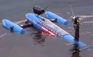 This 103mph Air Boat Will Melt Your Brain [VIDEO]