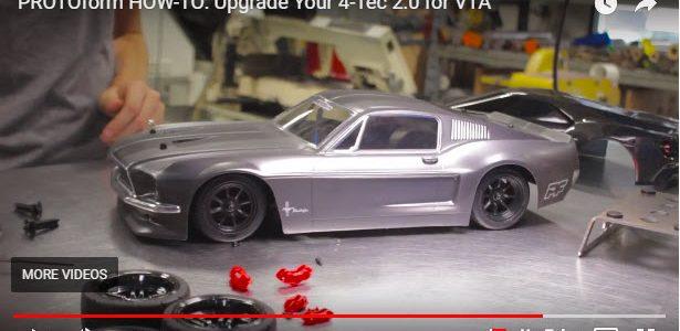 PROTOform 4-Tec 2.0 Upgrades For VTA [VIDEO]