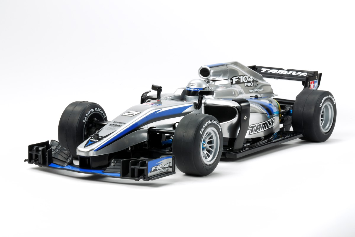 tamiya f104 pro ii tokyo hobby show rc car action. Black Bedroom Furniture Sets. Home Design Ideas