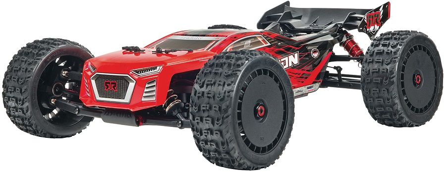 ARRMA RTR 4wd 1_8 TALION 6S BLX Brushless