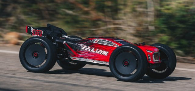 ARRMA Updates The Talion 6S BLX For 2018 [VIDEO]